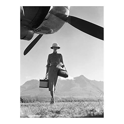 Norman Parkinson Art Photography Wenda Parkinson 1951 The Art of Travel...