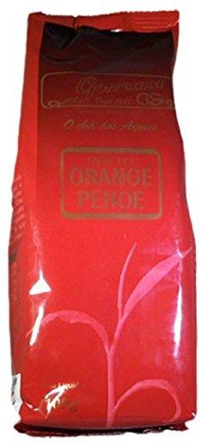 Pack 3 Portugiesisch Schwarz Gorreana Orange Tee Azoren (Portugal) - 3 *100 Gramm