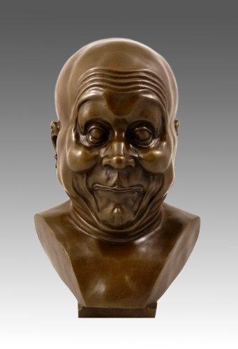 Kunst & Ambiente - Bronzebüste/Bronzefigur - Charakterkopf - Franz Xaver Messerschmidt - Skulptur - Büste - Bildhauer - Barock und Klassizismus