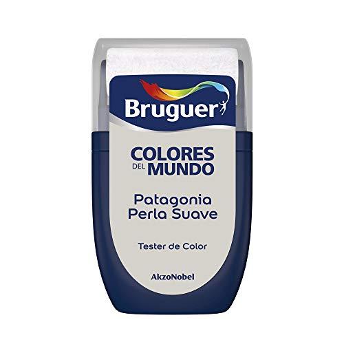 Bruguer Tester Colori del mondo Pittura per pareti monostrato Patagonia Perla Morbido