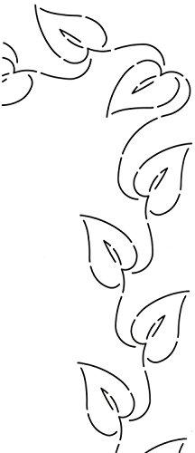 Quilting Creations Efeublatt-Schablone, 10,2 cm