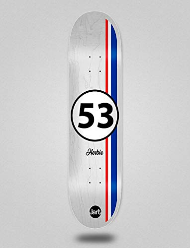 Jart Monopatín Skate Skateboard Deck Legends 8.25
