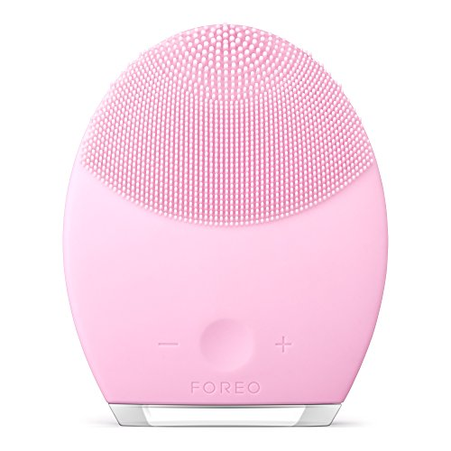 FOREO LUNA 2 Facial Cleansing Brush and Portable Skin Care device, Normal Skin