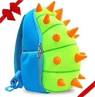 Kid Toddler Dinosaur Backpack Child Cute Zoo Waterproof Pre School Pre-K