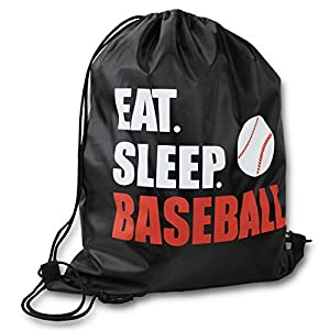 GIFT IT- This hand bag makes the perfect gift for Christmas or a birthday to any baseball lover or baseball mom. BACK TO SCHOOL- Pack up your belongings and show your love for baseball with these passionate cinch sacks. PRACTICE- This is the perfect ...