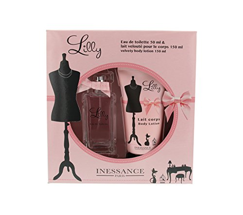 Le coffret Lilly