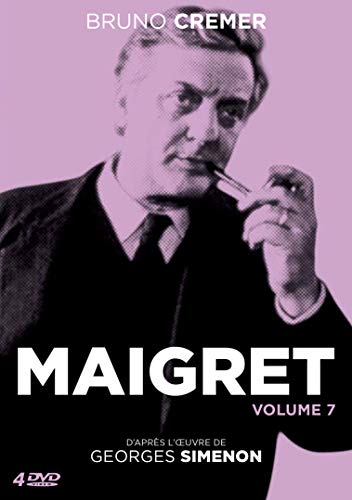 Coffret maigret, vol. 7 [FR Import]