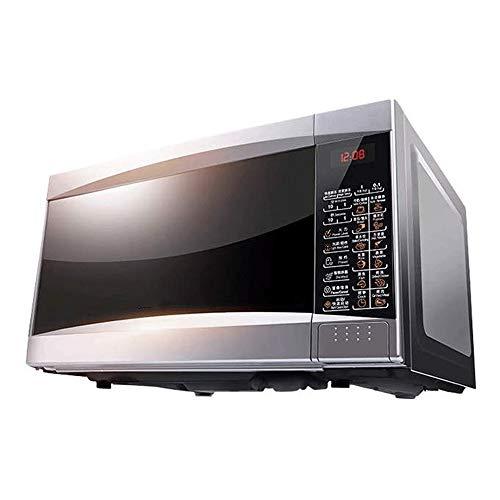JHBNOIUKJS 20L Horno microondas Horno eléctrico Horno Hogar Multifuncional Totalmente automático Inteligente de Control de la máquina for Hornear, for cocinar al Vapor/Calefacción/ebullición.