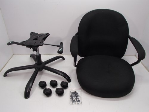 Boss Office Products Heavy Duty Task Chair in Black