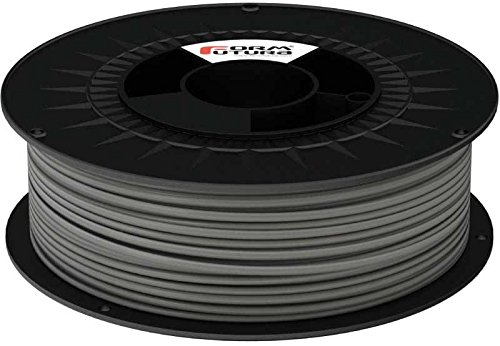 FormFutura 175ppla-robgre-1000 Premium 3d impresora filament, PLA, 1,75 mm, Robot, color gris