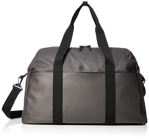 adidas Damen Training ID Sporttasche, Black/Black/Carbon, One Size