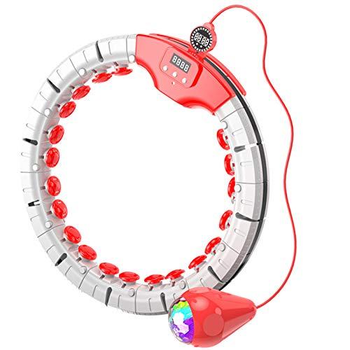 Luz LED Mejora El Anillo De Pérdida De Peso Smart Fitness Datos De Registro Inteligente Pierde Peso Rápido De Forma Divertida