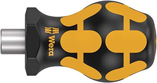 """Wera 05008881001 811/1 ESD Stubby Bit-Handhalter, 1/4"""" x 10 mm"""