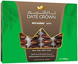 Date Crown Fard Box With Almond, 250 g