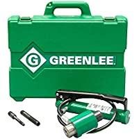 Greenlee 7646 Hydraulic Knockout Driver with Hand Pump