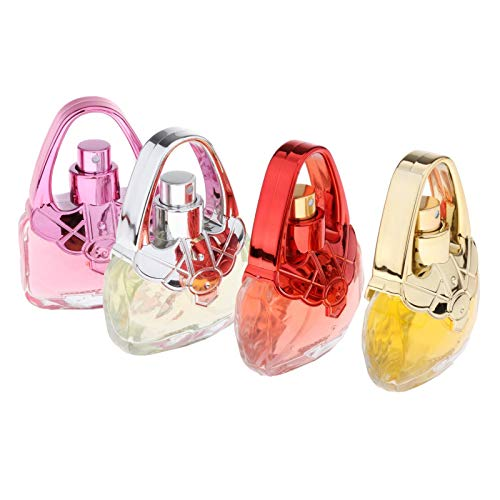 yotijar Set de 4 Eau de Perfume para Niños Set de Regalo Perfect Body Mist de Larga Duración