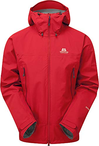 Mountain Equipment Shivling Jacket, XL, Imperial red