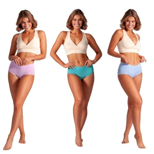 Bambody Absorbent Panty: Period Panties/Maternity & Postpartum Underwear