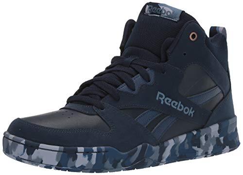 Reebok Men's Royal BB4500 HI2 Basketball Shoe, Navy/Washed/Blue/Camo, 8 M US