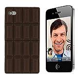 [アイ・エス・ピー]isp 正規品 iPhone4 iPhone5 iPhone6 iPhoneSE アイフォン ケース スマホケース 保護ケース チョコレート キュート