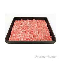 幻のいわて きたかみ牛の上 モモ焼肉 100g×5 せいぶ農産 4~5等級 超希少 黒毛和牛 北上市が誇るブランド牛