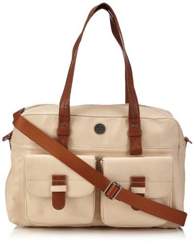 Brunotti Damen Carry All Shopper, Elfenbein (Off White 003), 41x27x16 cm