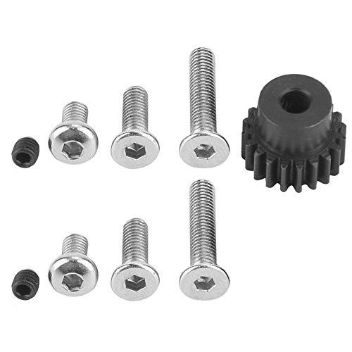 Dilwe RC-Auto-Getriebe, Metallgetriebe-Zubehörteil für 1/10 RC Crawler Auto