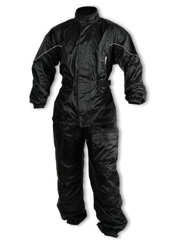 Milwaukee Motorcycle Clothing Company Motorcycle Riding Rain Suit (Large)