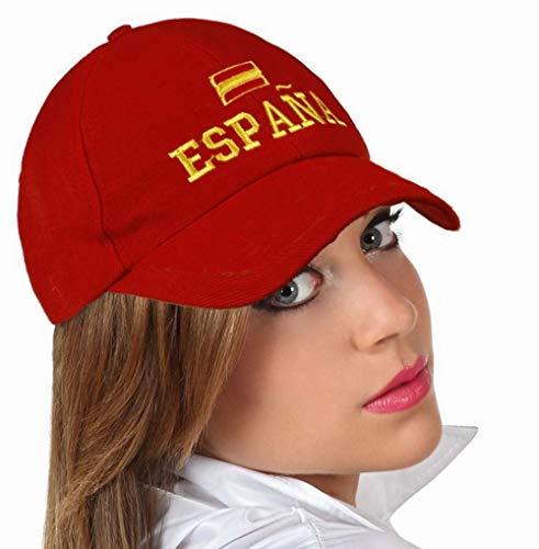 Gorra de España para adulto. ATA 22193