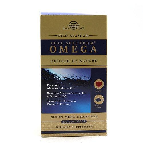 Advanced Omega D3 2 Confezioni Da 120 Perle Solgar