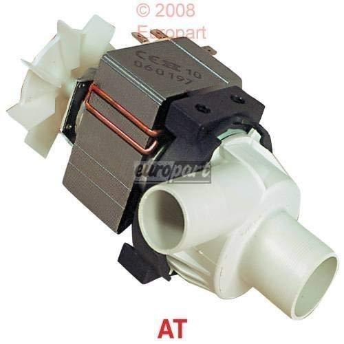 Wasmachine Afvoer Pomp Schaduw-Paal Motor AT1 100 Watt Tegen de klok in 899645423734