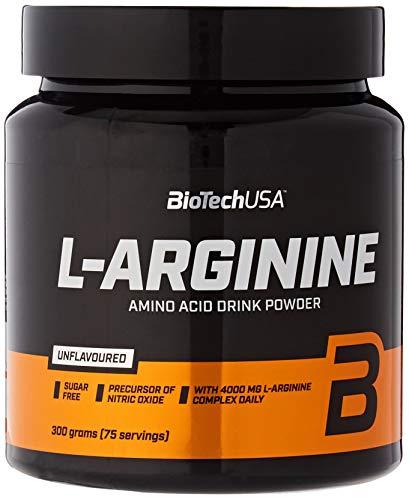 BioTech USA IAF00085562 L-Arginine, 300 g