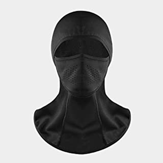 Windproof Ski Masks - Masks for Cold Weather - Masks for Skiing, Skiing, Motorcycles And Cold Weather in Winter Sports,E
