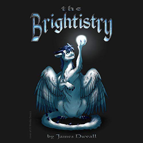 The Brightistry audiobook cover art