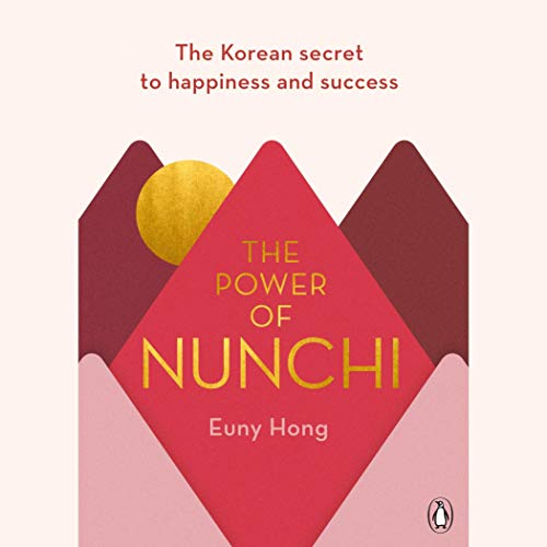 The Power of Nunchi audiobook cover art