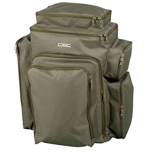 Rucksack, Angelrucksack C-TEC MEGA BACK PACK 6405011 / 60x55x34cm