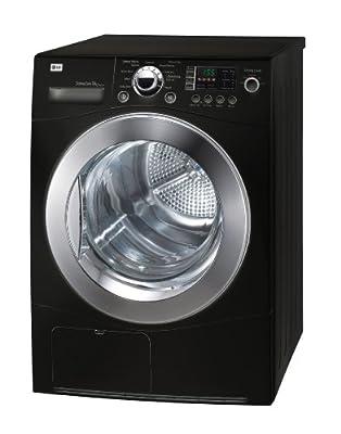 LG RC9011B Tumble Dryer 9kg Black