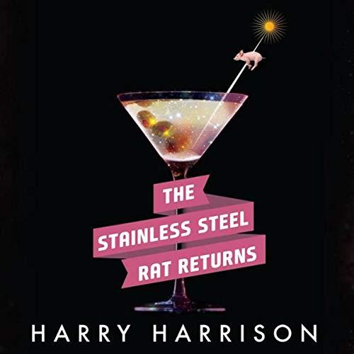 The Stainless Steel Rat Returns cover art