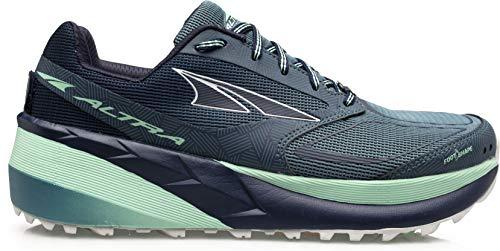 ALTRA Women's ALW1959F Olympus 3.5 Trail Running Shoe, Blue/Green - 9 M US