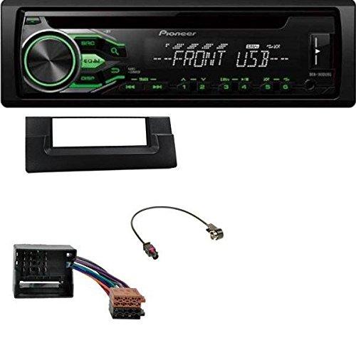 Pioneer CD MP3 USB AUX autoradio voor BMW 5 E39 (vanaf 2000) X5 E53 MOST Quadlock aansluiting