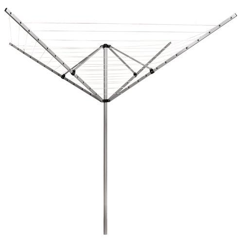 Jago - Tendedero de Ropa sombrilla con Cuerda de 50m