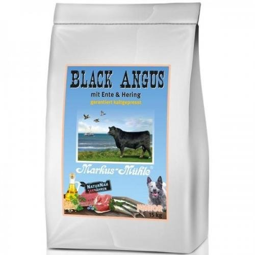 Markus Mühle Black Angus Junior 5 kg, Trockenfutter, Hundefutter