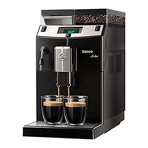Saeco 10000051 ekspres do kawy dla miłośników kawy lub po prostu do biura