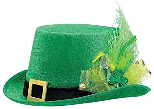 Chapeau Haut de Forme Saint Patrick