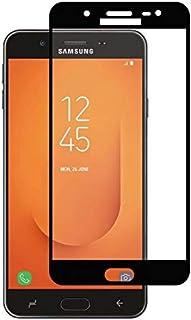 Samsung Galaxy J7 Prime 2 and J7 Prime (2018) ENKAY 2.5D Full Glue 0.26mm 9H Tempered Glass Full Screen Protector - Black