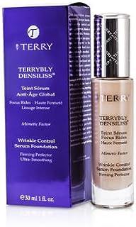バイテリー Terrybly Densiliss Wrinkle Control Serum Foundation - # 3 Vanilla Beige30ml/1oz並行輸入品