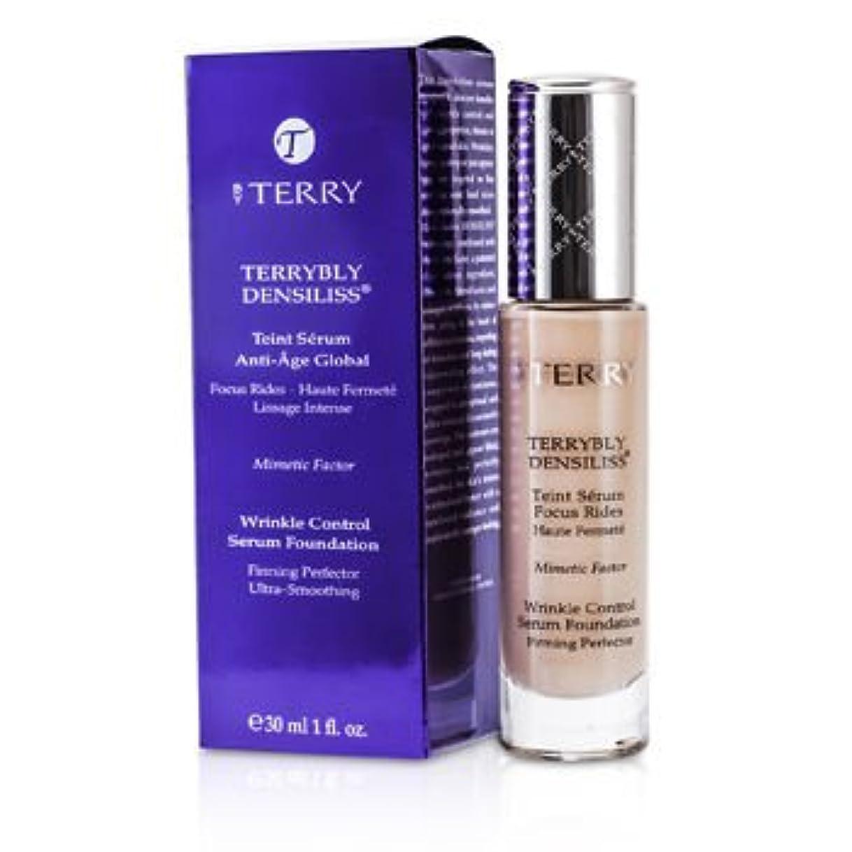 自我オンス七面鳥バイテリー Terrybly Densiliss Wrinkle Control Serum Foundation - # 3 Vanilla Beige30ml/1oz並行輸入品
