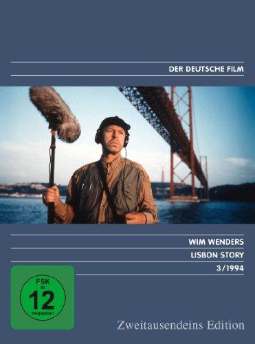 Lisbon Story - Zweitausendeins Edition Deutscher Film 3/1994.