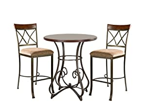 See Bar Bistro And Pub Tables From Powell Furniture At Nifty Home Nifty Home