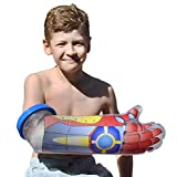 Waterproof Cast Cover Arm|Cast Covers for Shower arm Kids|Waterproof cast Protector for Shower Kids arm|Pediatric cast Bag Sleeve Kids for Swimming, Showering Child Toddler Ages 2-7 (Robot Design)